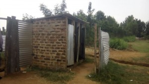 The Water Project : 4-kenya4608-latrines