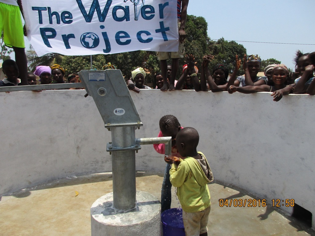 #10 Brima Lane Community New Well Project