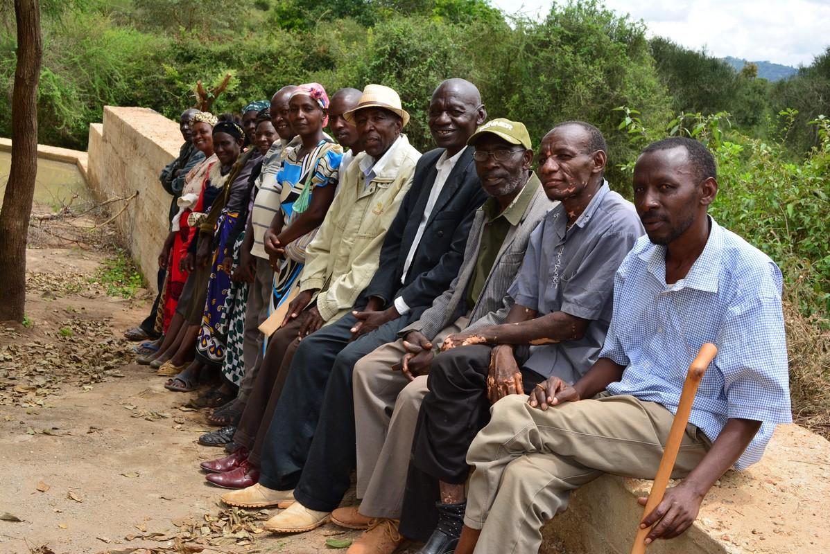 Kyandwiki Sand Dam Project