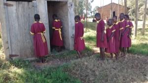 The Water Project : 5-kenya4604-latrines