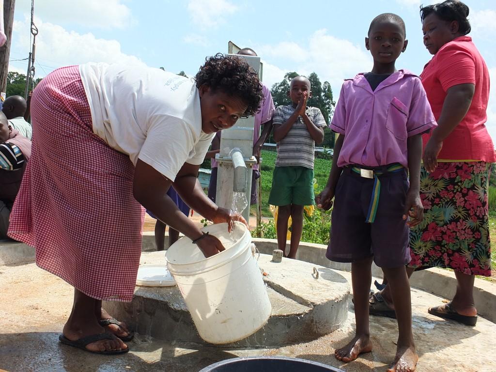 Kakoyi Corner Well Rehabilitation Project