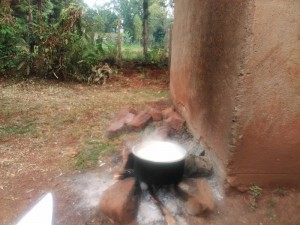 The Water Project : 6-kenya4605-cooking