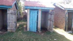 The Water Project : 6-kenya4608-latrines