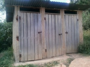 The Water Project : 7-kenya4607-latrines