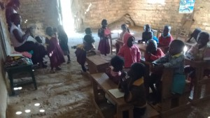 The Water Project : 9-kenya4604-students