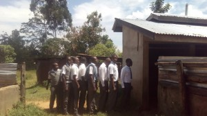 The Water Project : 9-kenya4610-boys-line