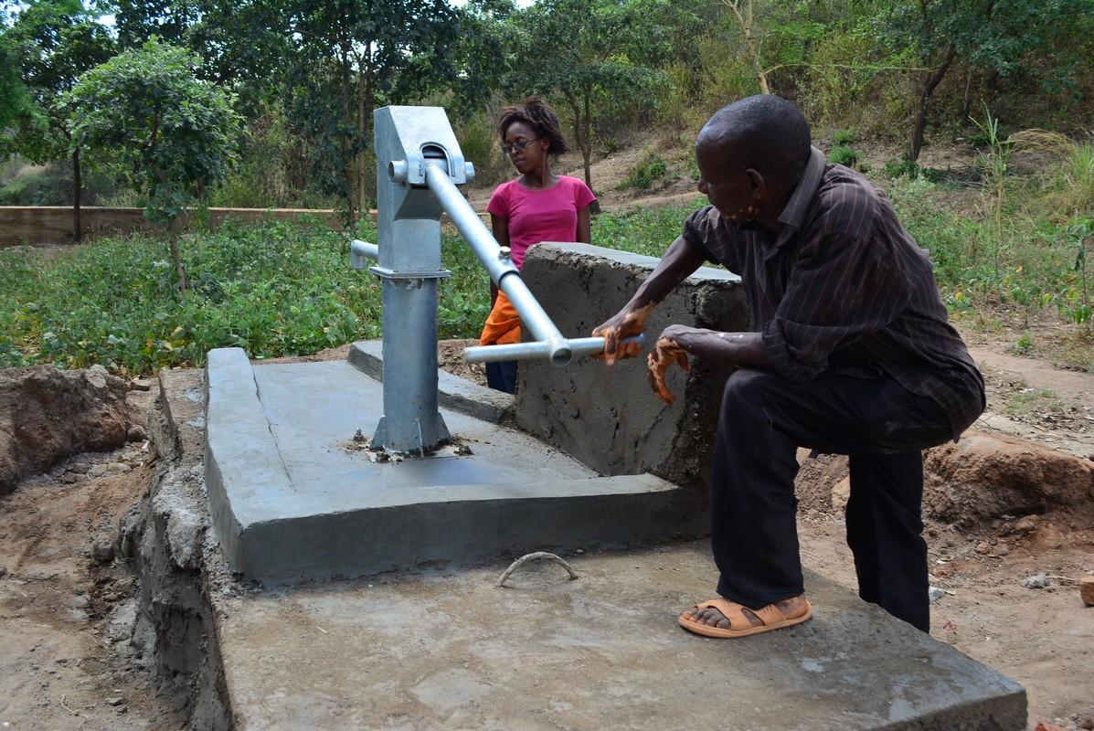 Kyandwiki New Well Project