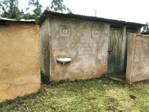 The Water Project : 12-kenya4613-latrines