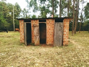 The Water Project : 13-kenya4613-latrines