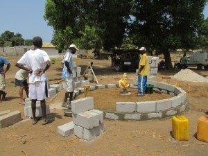 The Water Project : 13-sierraleone5080-well-pad-construction