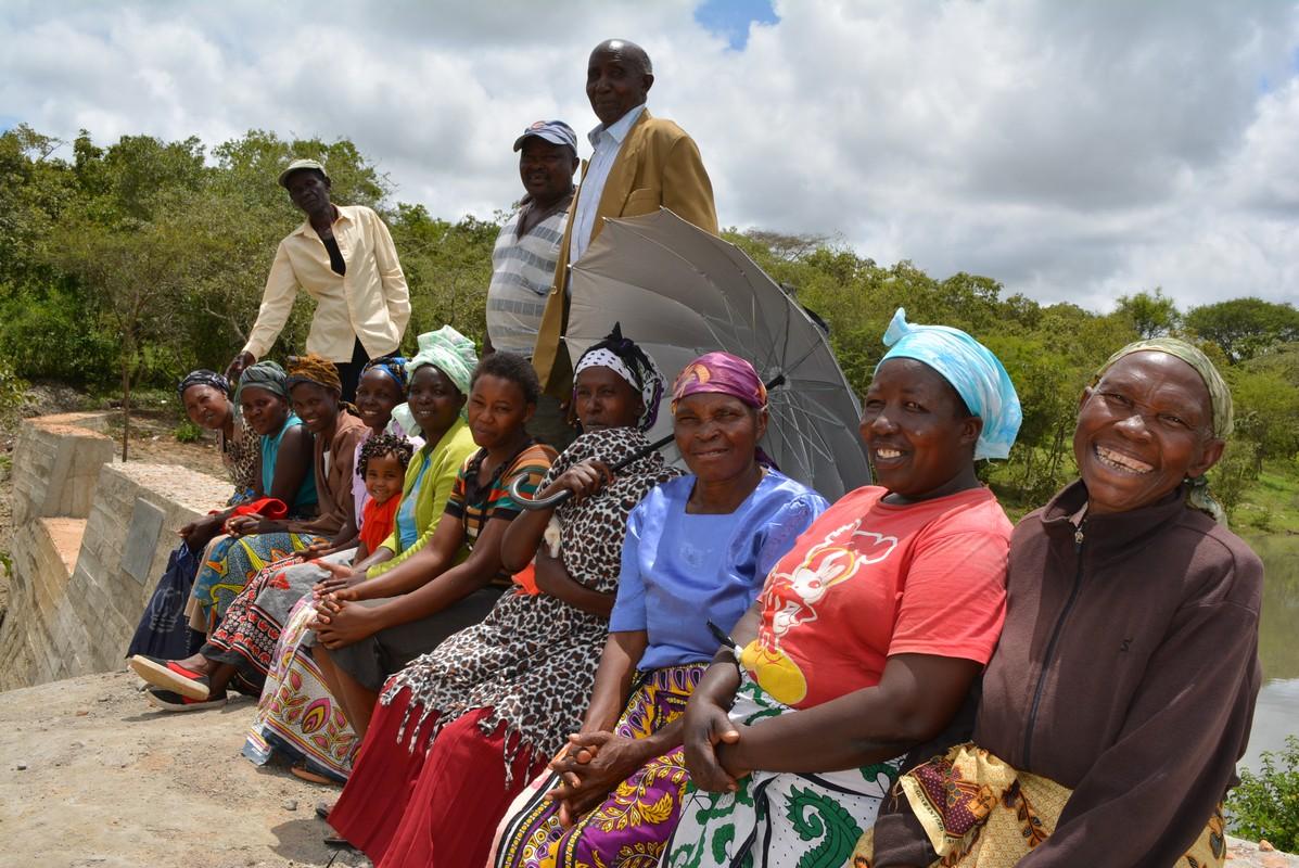 Mikuyuni Muumoni Sand Dam Project