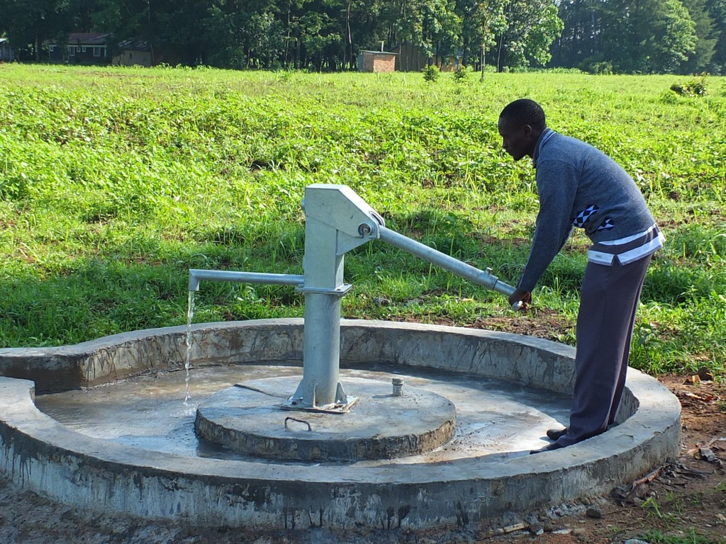 Luyeshe 2 Community Well Rehabilitation Project
