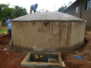 The Water Project : 12-kenya4609-construction