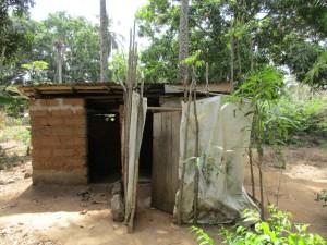 The Water Project : 12-sierraleone5084-latrine