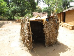 The Water Project : 12-sierraleone5089-latrine