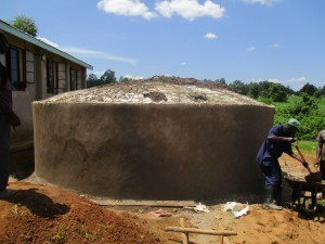The Water Project : 13-kenya4608-construction