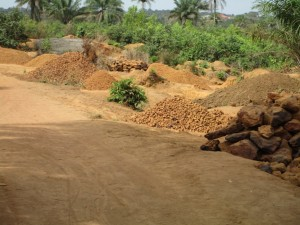 The Water Project : 14-sierraleone5084-quarry