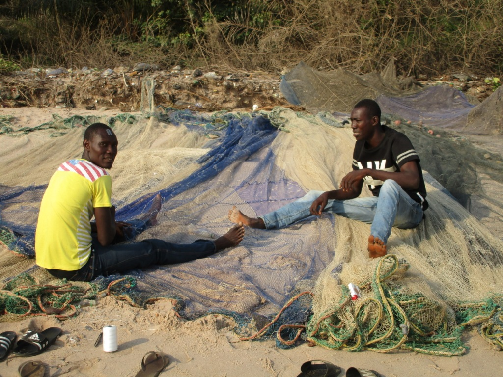 The Water Project : 15-sierraleone5086-mohamed-turay