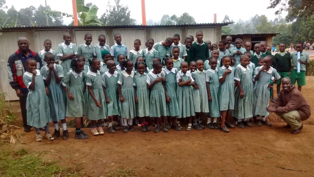 16 kenya4607 finished latrines