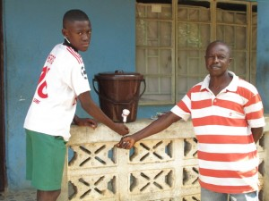 The Water Project : 16-sierraleone5089-hand-washing-station