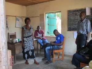 The Water Project : 16-sierraleone5099-teacher-office