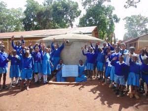 The Water Project : 17-kenya4605-dedication