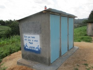 The Water Project : 18-kenya4606-complete-latrines