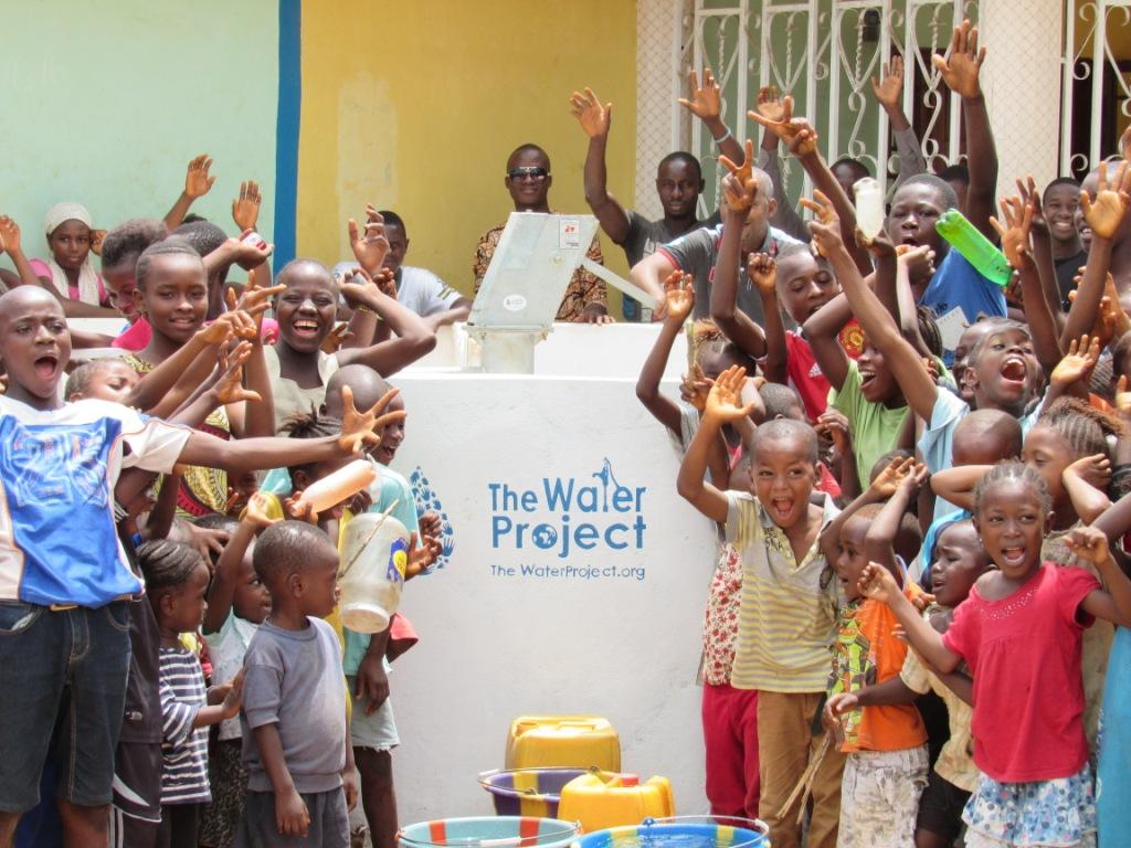 #4 Abidjan Street Well Rehabilitation Project