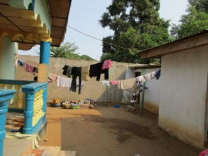 The Water Project : 3-sierraleone5098-clothesline