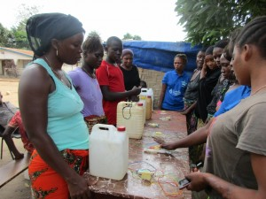 The Water Project : 3-sierraleone5098-hand-washing-station