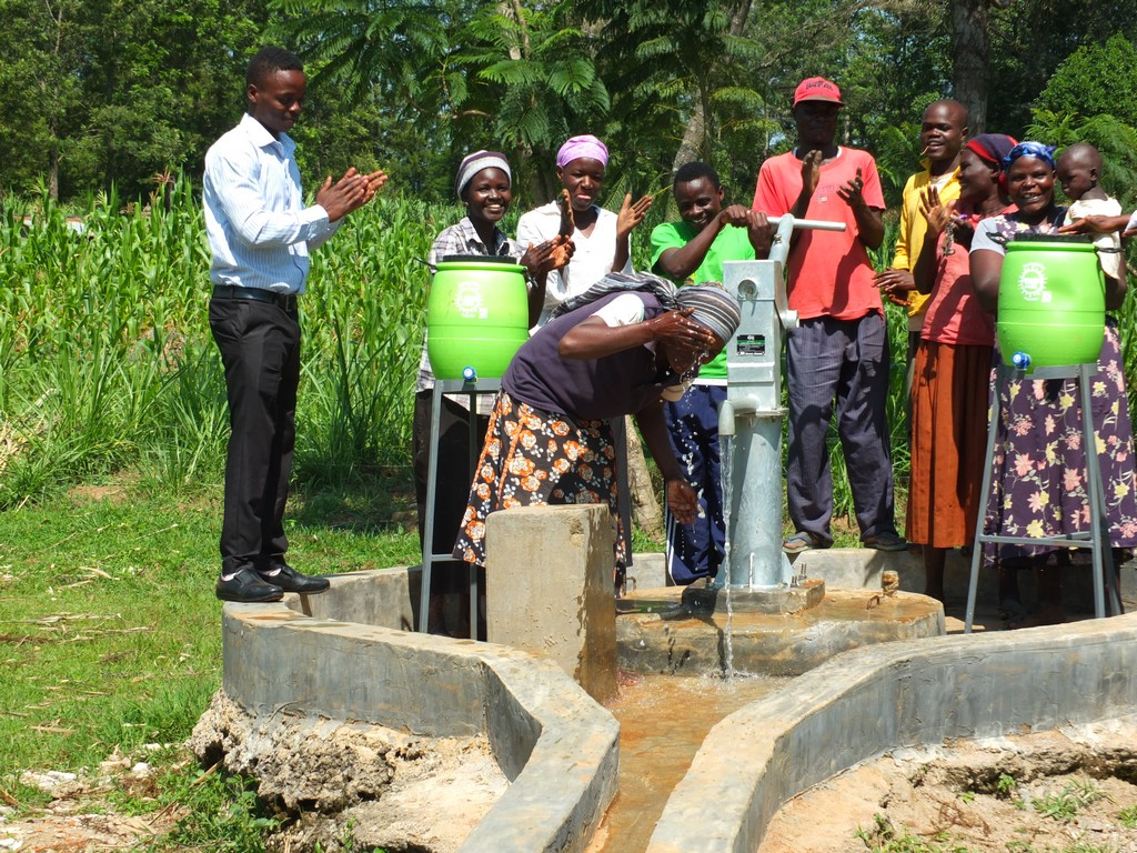 Matsakha B Well Rehabilitation Project
