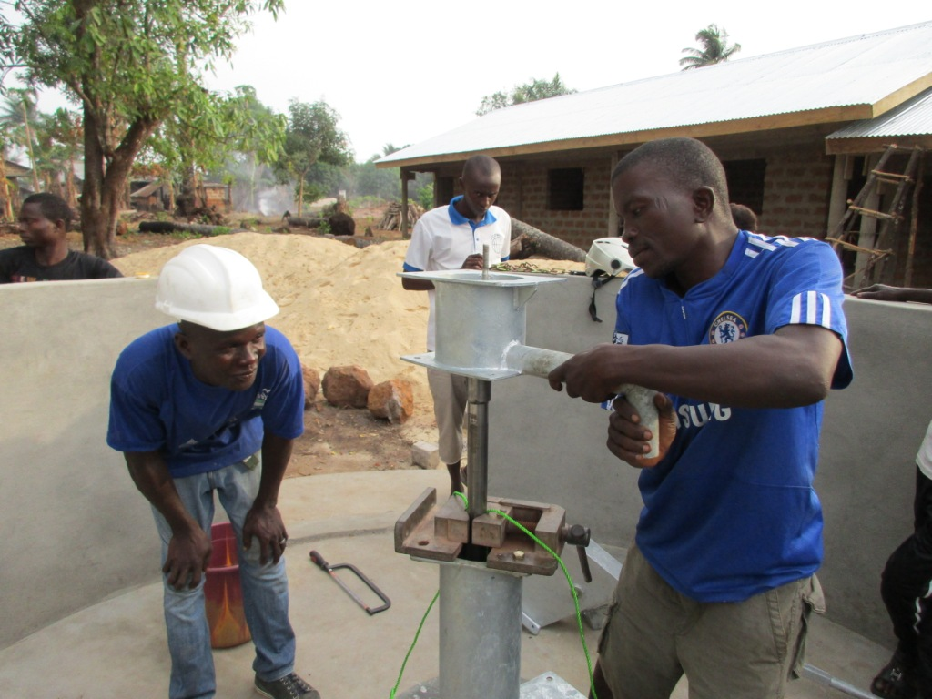 36 sierraleone5083 pump installation