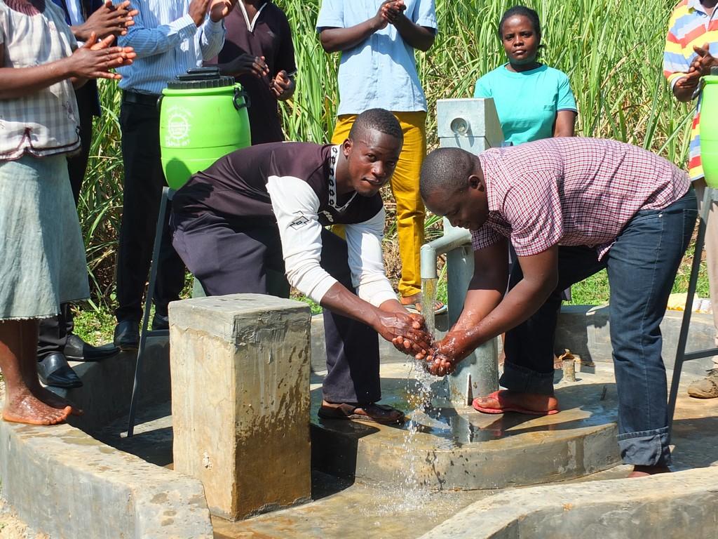 Matsakha A Community Well Rehabilitation Project