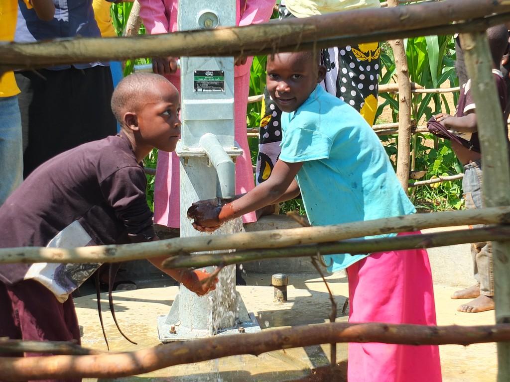 Sharambatsa Well Rehabilitation Project