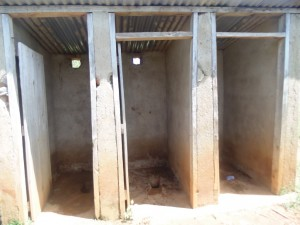 The Water Project : 5-kenya4614-latrines