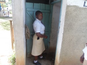 The Water Project : 5-kenya4615-latrines