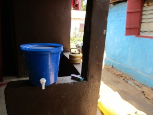 The Water Project : 5-sierraleone5098-hand-washing-station