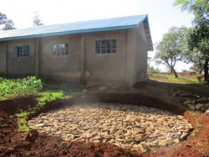 The Water Project : 7-kenya4609-construction