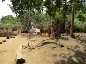 The Water Project : 7-sierraleone5084-clothesline