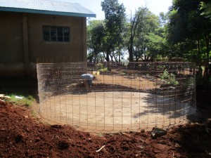 The Water Project : 8-kenya4609-construction