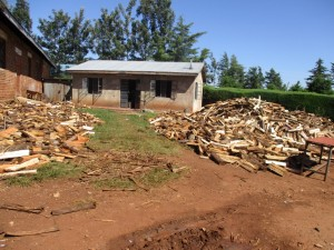 The Water Project : 8-kenya4616-firewood
