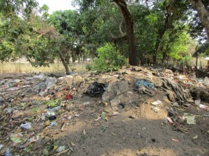 The Water Project : 9-sierraleone5098-rubbish-dump