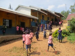 The Water Project : 1-kenya4623-students
