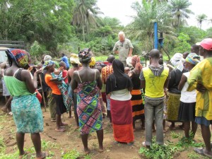 The Water Project : 16-sierraleone5084-breaking-ground