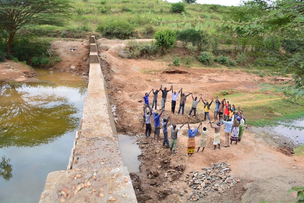 Masola Kaani Sand Dam Project