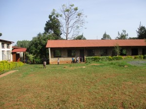 The Water Project : 2-kenya4620-church-grounds
