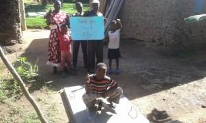 The Water Project : 21-kenya4565-finished-sanitation-platform