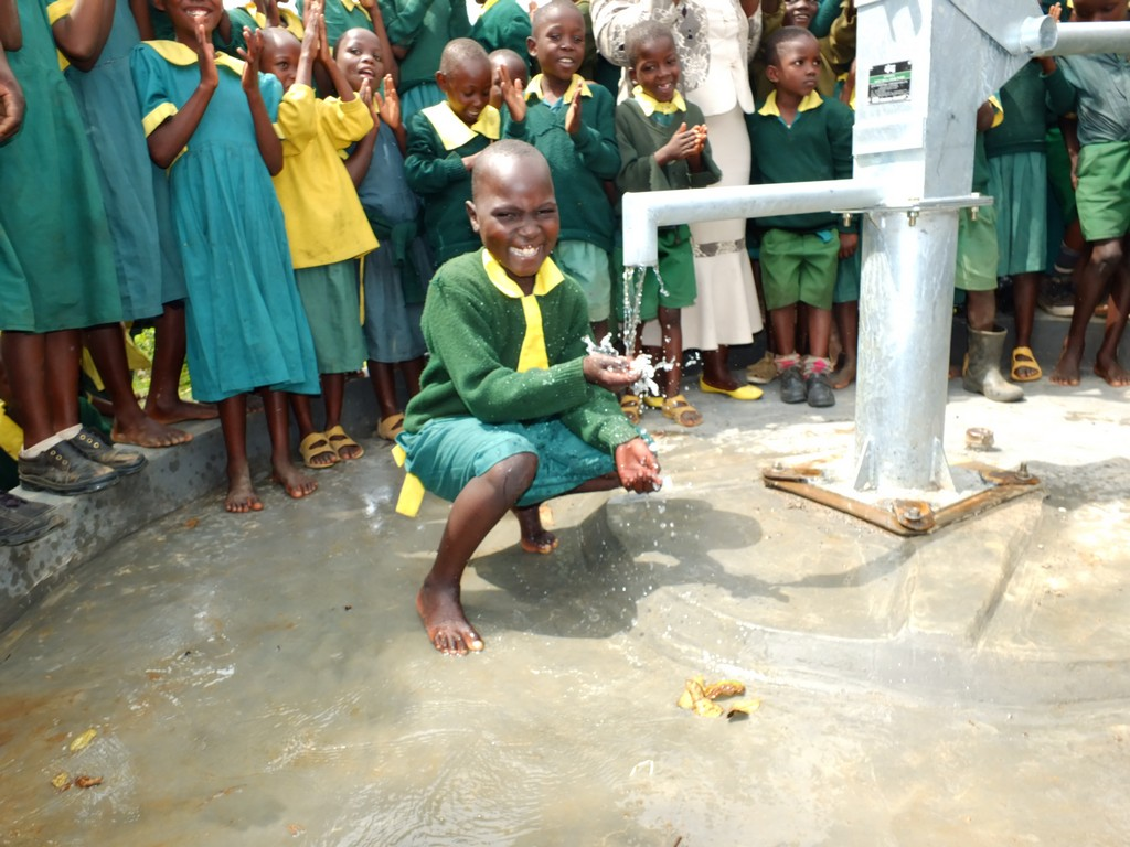 Lukala Primary School Well Rehabilitation Project