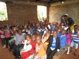 The Water Project : 4-kenya4620-sunday-school