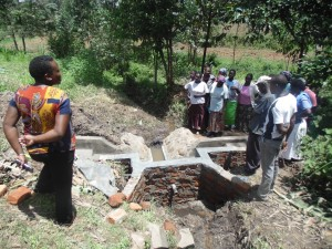 The Water Project : 7-kenya4565-training